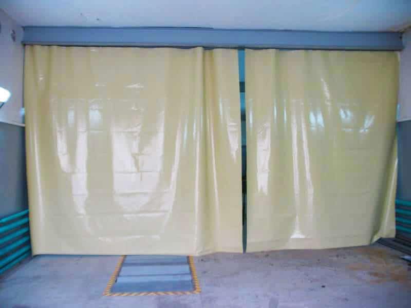 Производственные шторы