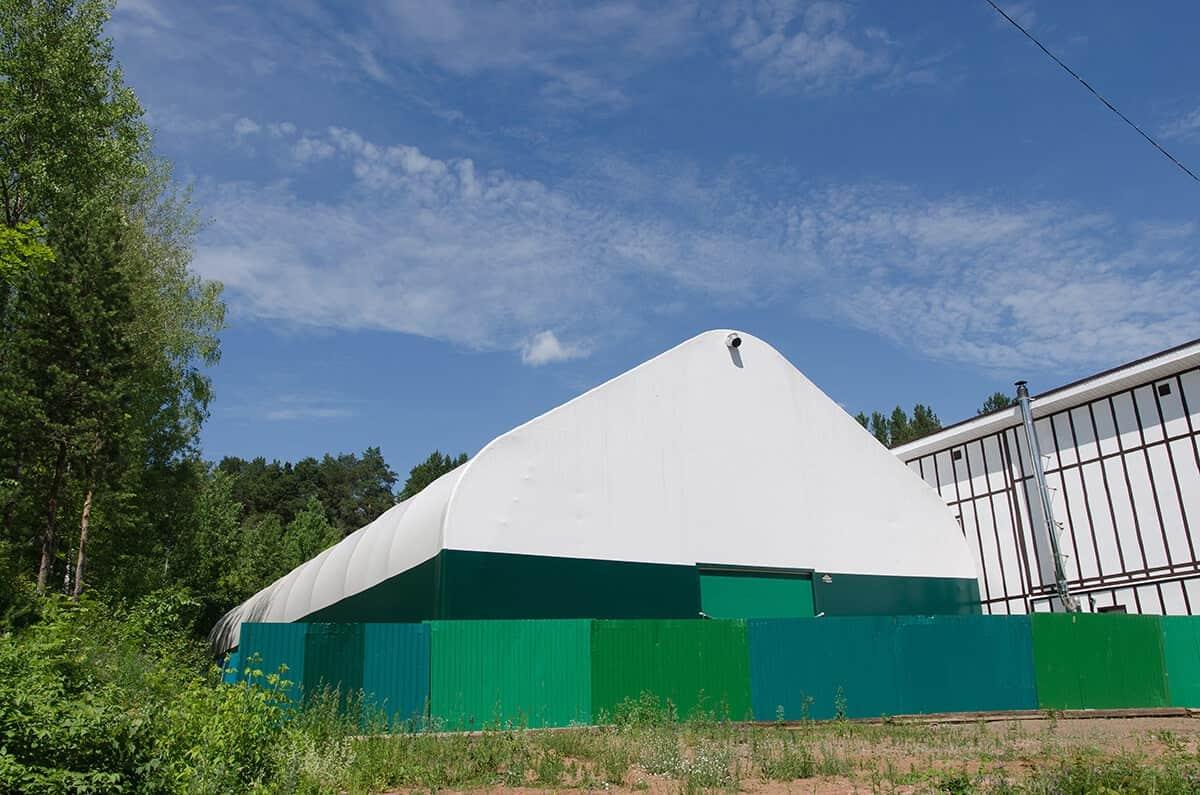 DSC 3088 - Ангар для теннисного корта в Ижевске