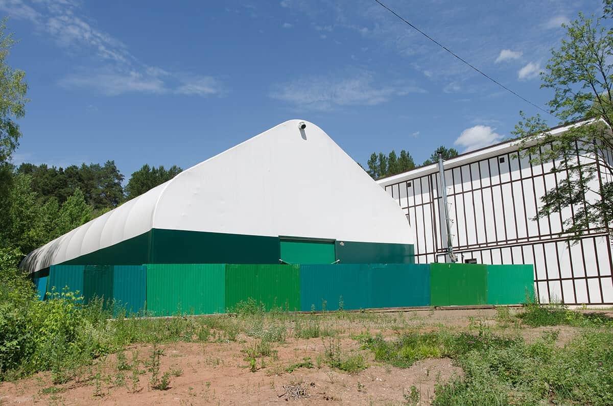 DSC 3112 - Ангар для теннисного корта в Ижевске